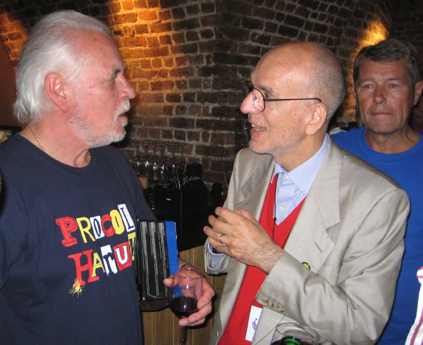 Pictures from Roland at BtP (2) • Procol's 40th in London