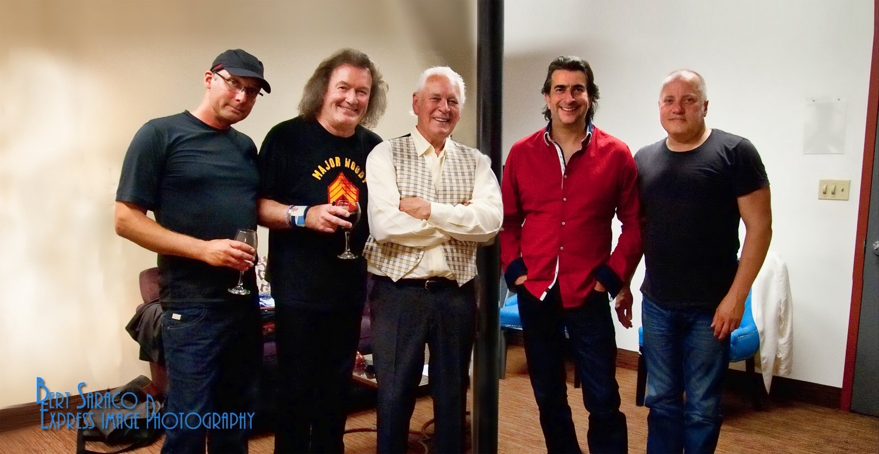 Procol Harum in the USA, July 2014