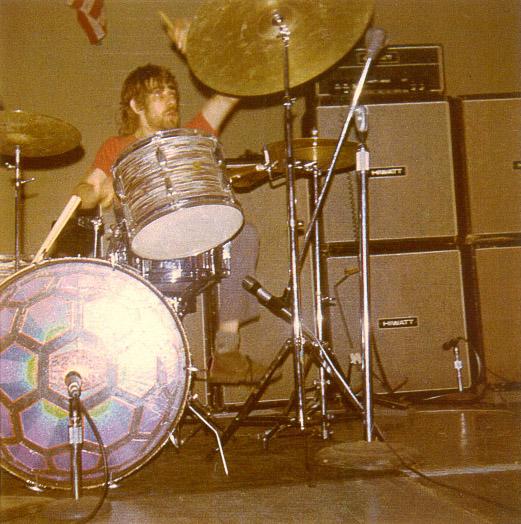 Bj Wilson S Drumkits 1a