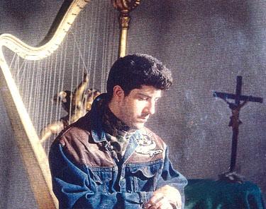Carmelo Herndandez Ramos on the Whalers' CD