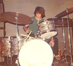 Bj Wilson S Drumkits 1