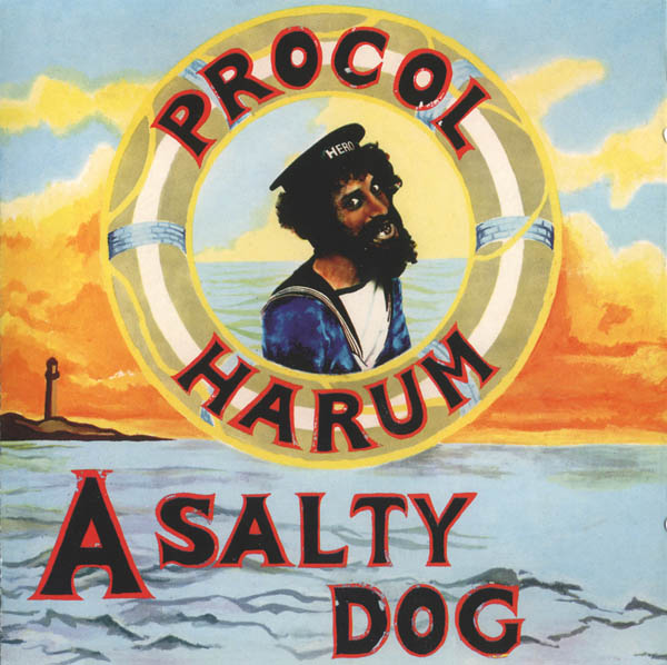 Image result for procol harum a salty dog gifs
