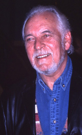 Picture of Gary taken on 15 March 2003 by Gilles Mauron