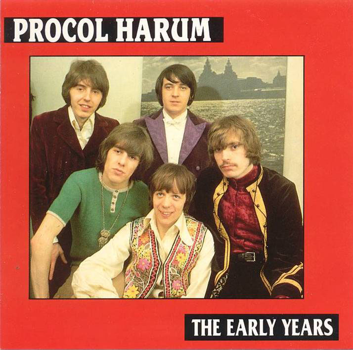 Procol Harum The Early Yerar