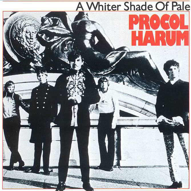 'A Whiter Shade of Pale' compilation album